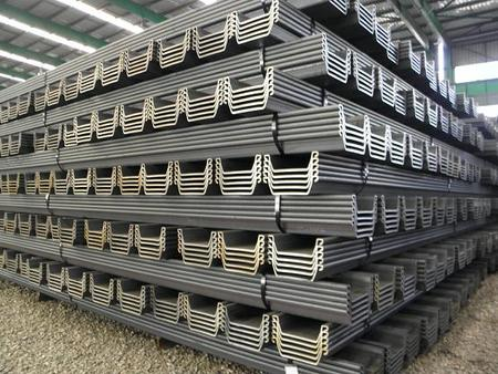 Steel sheet pile series products